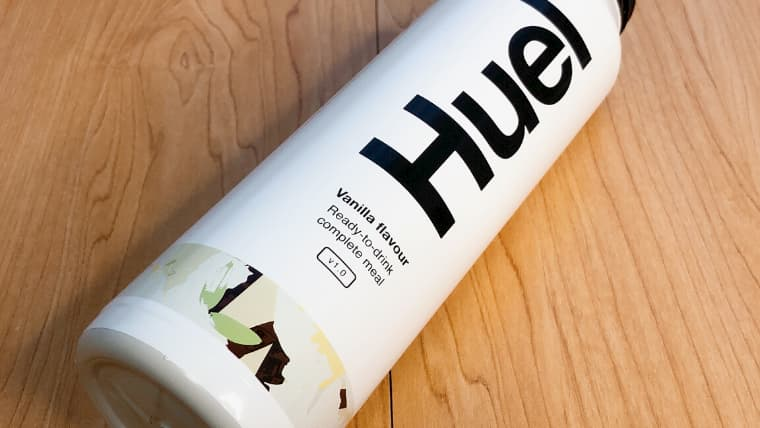 HUEL Ready to Drink vanilla