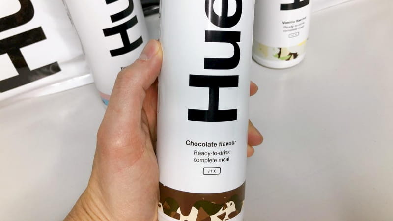 HUEL ボトル