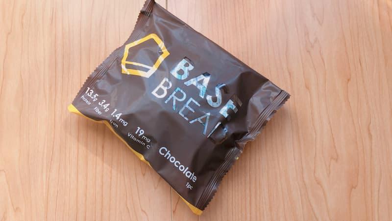ベースブレッド チョコレート味