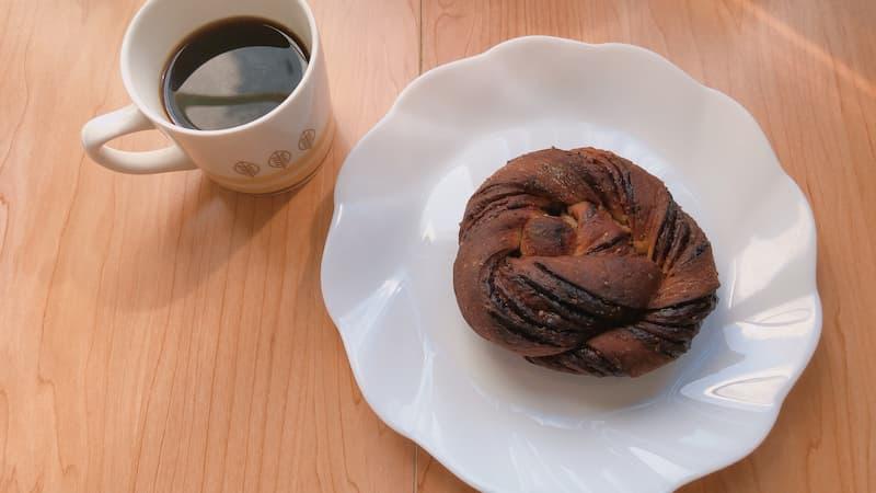 コーヒーとベースブレッド1